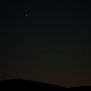 Congiunzione di Venere e Mercurio ,                                Spock