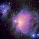 Orion Nebula,                                Petri Kiukas