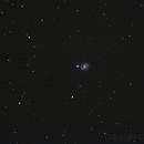 M51 Whirlpool Galaxy,                                Hongar