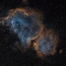 IC1848 - La nébuleuse de l'âme,                                ZlochTeamAstro