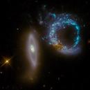 ARP 147 - Hubble Legacy Archive,                                Carlo Caligiuri