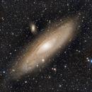M31 Andromeda Galaxy,                                David Swager