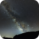 """Milky Way from The """"Parco delle Madonie"""" (Sicily, Italy),                                Angelo F. Gambino"""