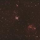 NGC 3293,                                A. A. Ortega