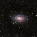 M 81 Bode´s Galaxy LRGBHA,                                Martin Voigt