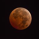 Eclipsed Moon and Uranus,                                Charlie Coburn
