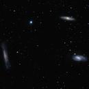 Leo Triplet of Galaxies,                                Rodney Watters