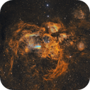 NGC 6357 - The Lobster Nebula,                                Casey Good
