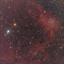 Sh 2-129,                                Robin Clark - EAA imager
