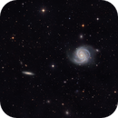 M100 and friends in the Coma Berenices,                                Arnaud Peel