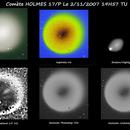 Comète HOLMES-P17-Novembre 2007,                                BERNIER-Francois