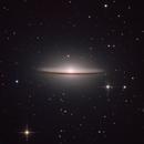 M 104, The Sombrero Galaxy,                                Sergey Trudolyubov