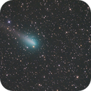 Comet C/2019 Atlas Y4 on April 21,                                Niko Geisriegler