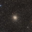 Messier 22 - The huge Sagittarius cluster,                                Jenafan