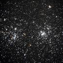 Double Cluster,                                AstroGuigeek