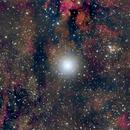 IC1318 Sadr Region Hubble Pallet,                                jerryyyyy