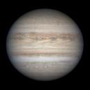 Jupiter July 15, 2020,                                Chappel Astro