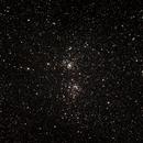 Double Cluster in Perseus,                                Zensurgeon