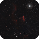 IC63/IC59 - The Scary Ghost of Cassiopeia,                                Sektor