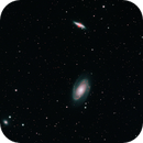 M81 & M82 LHRGB,                                John Massey