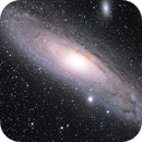 M31 - Andromeda Galaxy,                                Ray Ellersick