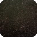 Double Cluster in Perseus - Reprocess and Crop,                                Sigga