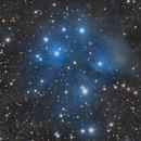 Messier 45 - The Pleiades,                                Fabian Rodriguez Frustaglia