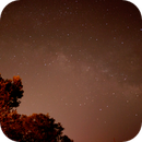 First attempt at a Milky Way gif,                                Andy Devey
