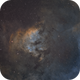 NGC 7822 - SHO - test data,                                Simon