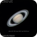 Saturn - March 12, 2018,                                Fábio