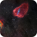 The jewel of Cepheus  - multiscale mosaic composed with an hybrid palette,                                David Lindemann