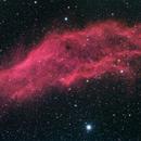 The California Nebula, revisited,                                Shannon Calvert