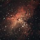 M16 - Eagle Nebula,                                PINCELLA Claudio