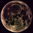 Moon,                                hydrofluoric