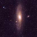 The Andromeda Galaxy M31,                                Marc Silva