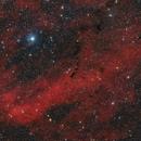 Antelope Nebula and surroundings,                                Mariusz