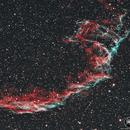 Veil Nebula,                                NelsonAstrofoto