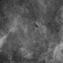 Sadr/NGC6888 Area H-alpha Mosaic (2/4 panels),                                mikefulb
