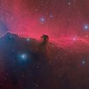 The Horsehead Nebula - HRGB,                                Eric Coles (coles44)
