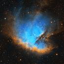 The Pacman Nebula,                                Everett Quebral