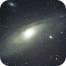 Andromeda Galaxy and neighbors,                                Michael Laferriere