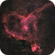 Heart Nebula in Bicolor,                                Anis Abdul