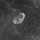 NGC 6888 HA,                                LAMAGAT Frederic