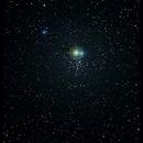 E.T. Cluster. NGC 457  Dragonfly,                                Stefan Baumgartner