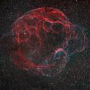 Spaghetti Nebula, Simeis 147,                                Rajeev