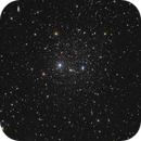 Draco Dwarf and IFN, 27 Hrs and two focal lengths.,                                Olly Penrice