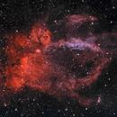 Sh2-157 and NGC-7510,                                Joel Shepherd