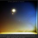 Vênus, Júpiter & Marte,                                heriton