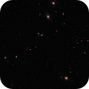 M87 and Markarian's Chain - Virgo Cluster,                                Stephan