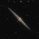 "NGC 4565 - The Needle Galaxy,                                Sebastian ""BastiH..."